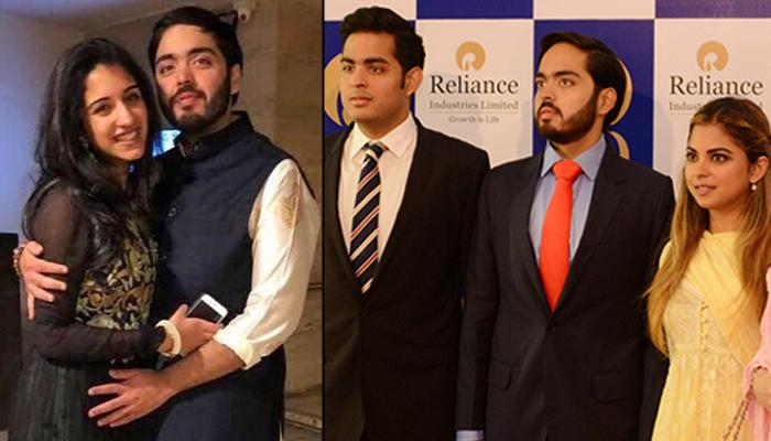 After Siblings Akash And Isha, Anant Ambani Gets Engaged To Radhika Merchant In A Private Affair