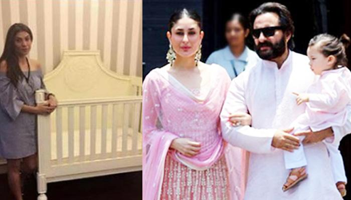 When Saif-Kareena Shared Taimur's Royal Nursery Pictures; We Just Love The Back Of His Bed!