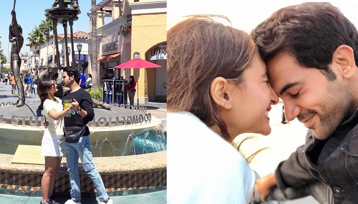'Omerta' Actor, Raj Kummar Rao And Girlfriend Patralekha Are In The US On A Romantic Holiday