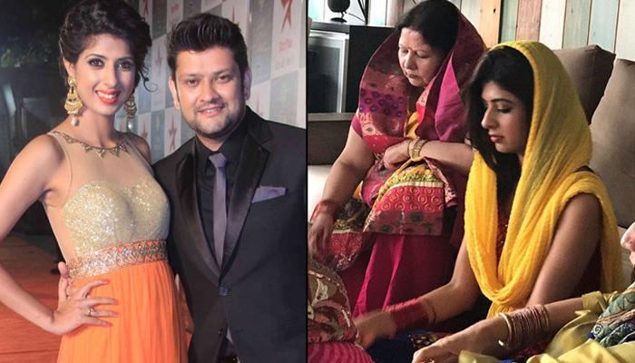 Aishwarya Sakhuja's Adorable B'day Wish For Mother-In-Law Confused Us If She's Her Maa Or Saasu Maa