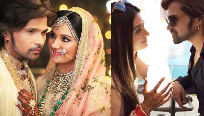 After A Hush-Hush Wedding, Himesh Reshammiya And Sonia Kapoor's Honeymoon In Dubai, Pics Inside!
