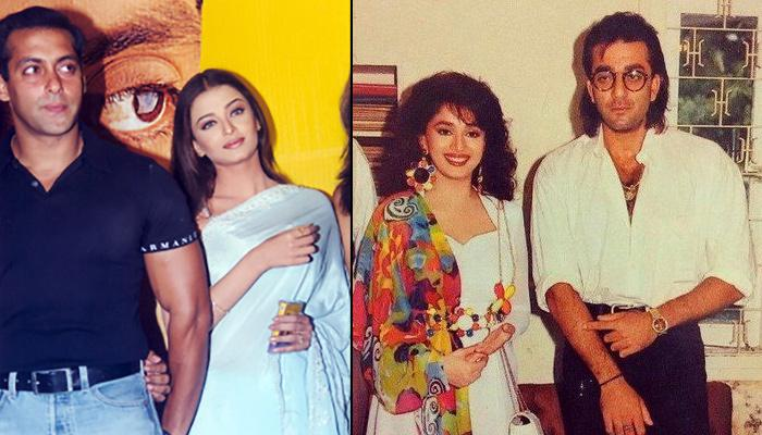 9 Bollywood Affairs Of 90s Era Which Make It An Unforgettable Decade For The Gossips