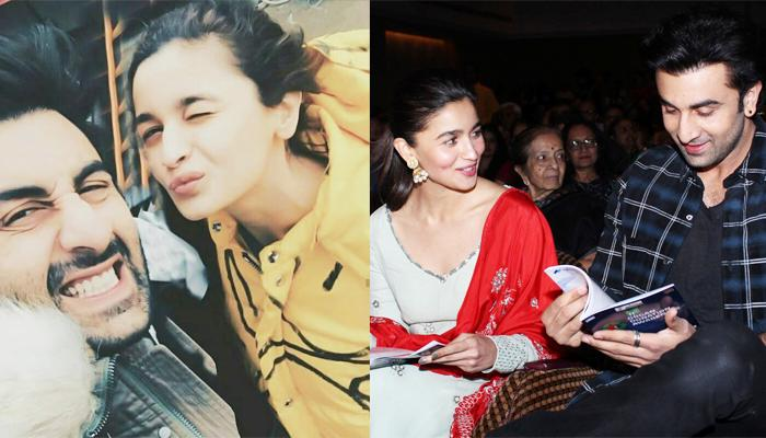 Ranbir Kapoor Reacts On Alia Bhatt's Crush On Him, It's Making Us All Say, 'Make It Official Now!'