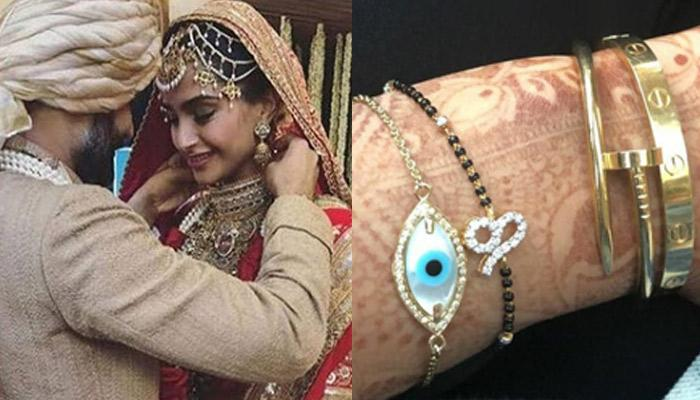 Sonam Sets Trend As She Wears 'Mangalsutra' On Wrist That Has A Special Connection With Anand