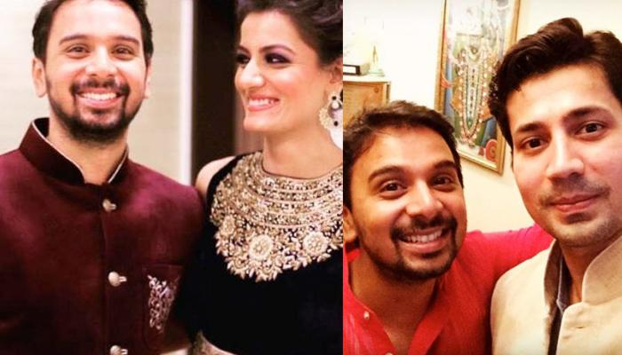 Namit Das Is Married To Sumeet Vyas's Gorgeous Sister Shruti Vyas For 2 Yrs After 6 Yrs Of Dating