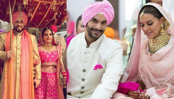 13 Famous Bollywood And Television Celeb Couples Who Had A Gurdwara Wedding