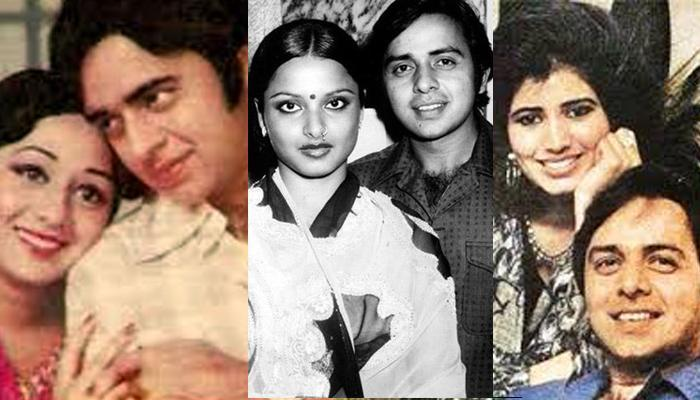 Vinod Mehra's Love Life: 3 Marriages, 2 Extramarital Affairs And An Alleged Marriage With Rekha