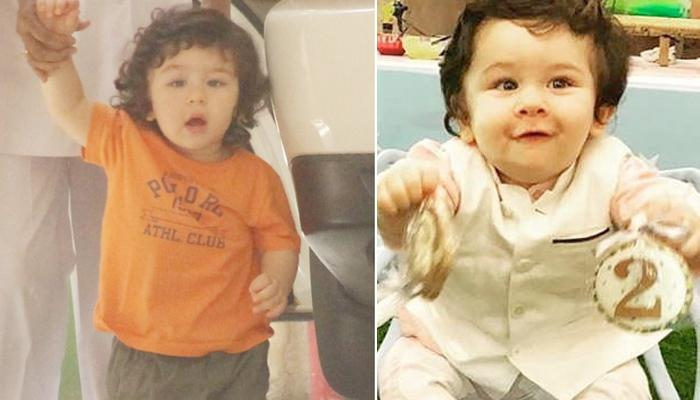 'Chote Nawab' Taimur Ali Khan's Nickname Is Cooler Than Mommy 'Bebo' And Maasi 'Lolo'