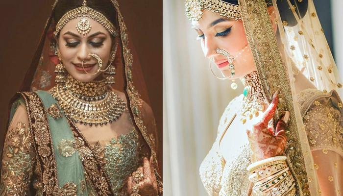 30 Real Brides Who Chose Colours Other Than 'Traditional Red' For Their Wedding Day