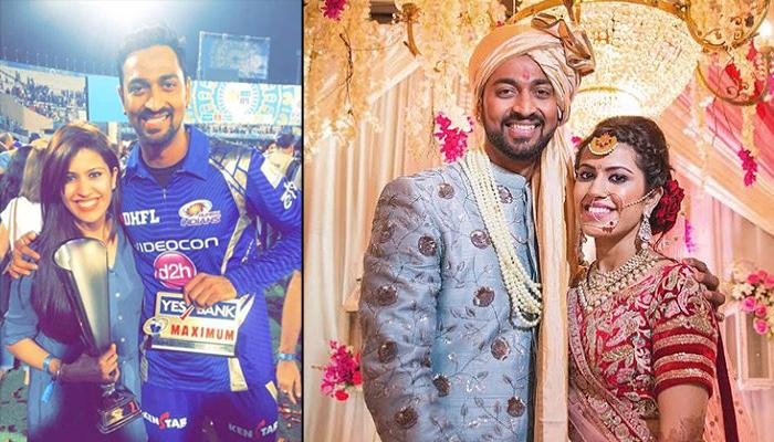 Hardik Pandya's Brother, Krunal Pandya-Pankhuri Sharma Reveal Their Love Story In Wedding Trailer