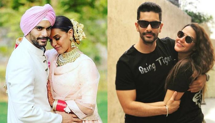 Singh is king neha dhupia dating