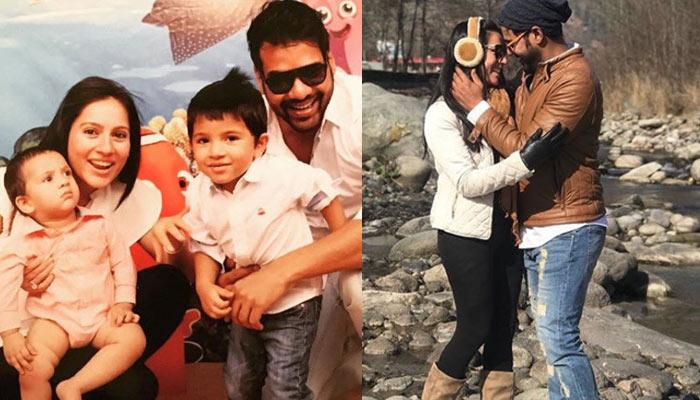 Shabir Ahluwalia Has The Most Heart-Warming And Sweetest B'Day Wish For Wife Kanchi Kaul