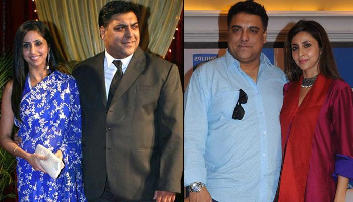 Ram Kapoor Credits Wife Gautami Kapoor For His Success, Says He's Lucky To Have Wife From Industry