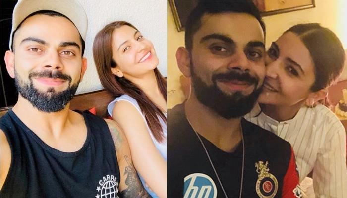 Anushka Sharma Calls Hubby Virat Kohli With An Adorable Nickname And It Is Not 'Baby' Or 'Jaanu'