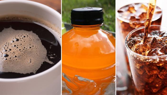 6 Drinks And Beverages You Should Completely Avoid Before Going To The Gym