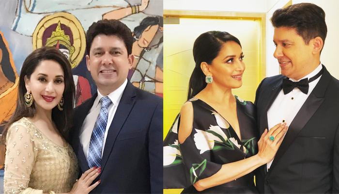 Madhuri Dixit Reveals Her Reaction On Meeting Her Hubby Dr Sriram Nene For The First Time