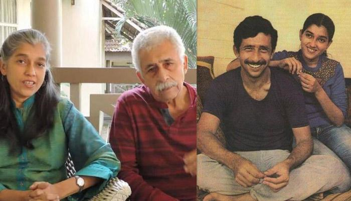 Married With Naseeruddin For 35 Years Now, Ratna Shares A Warm Relation With Her Step-Daughter