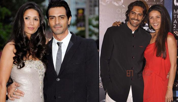 Arjun Rampal And Mehr Jesia Rampal End Their 20 Years Of Marriage, Release A Joint Statement
