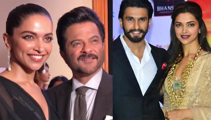 Deepika Padukone Confirms The News Of Her Wedding With Ranveer Singh To Anil Kapoor