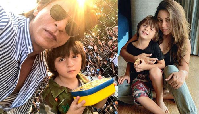 Daddy Shah Rukh Khan-Mommy Gauri Khan's Lovely Wishes For Their Little One AbRam On His 5th B'Day