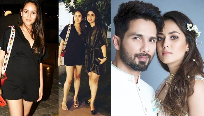Mommy-To-Be Mira Rajput Kapoor Flaunts Her Baby Bump After Dinner Date With Friends