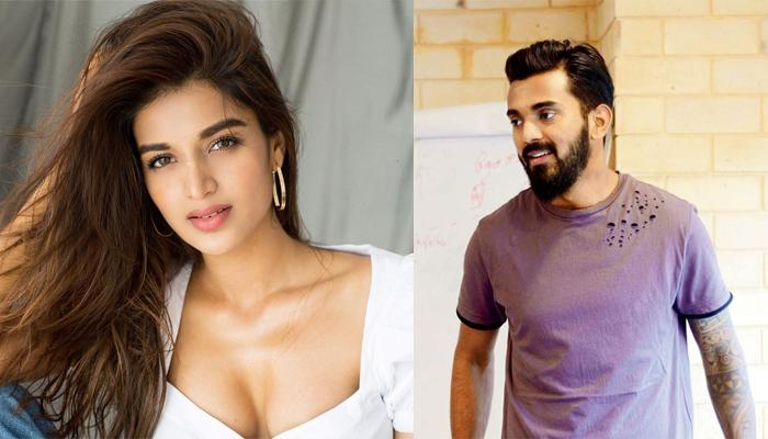 Indian Cricketer KL Rahul Talks About His Relationship Status With Bollywood Actress Nidhhi Agerwal