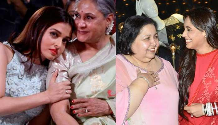 8 Bollywood Actresses And Their Adorable Moments With Their In-Laws