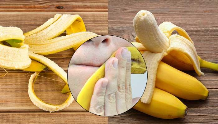How Banana Peels Help In Getting Rid Of Acne And Wrinkles Of The Face