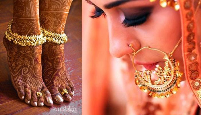 9 Jewellery Pieces Worn By Indian Brides On Wedding Here Are Unknown Reasons Behind Wearing