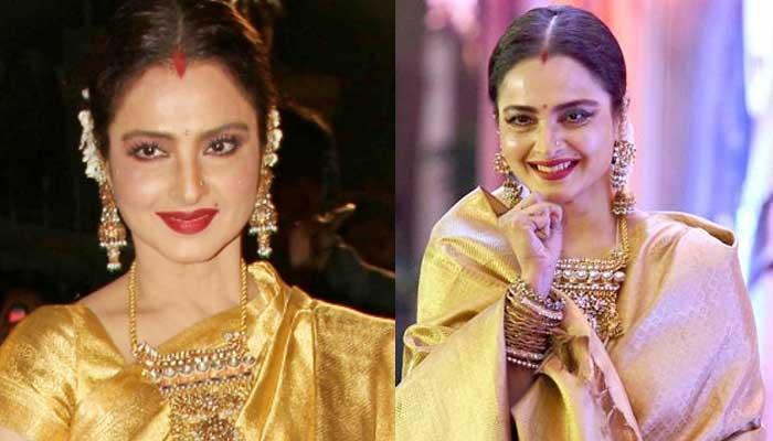 Rekha Family Childhood Photos Actress: Rekha Regrets Not Having Children. Says A Woman Is Not