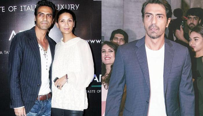After Ending 20 Yrs Of Marriage With Mehr Jesia, Arjun Rampal Finds Love And It's Not Sussanne Khan