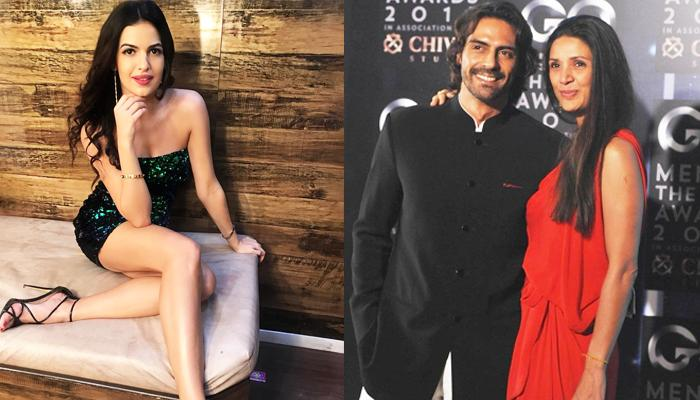 After Divorce With Mehr Jessia, Arjun Rampal Tweets About His Alleged Link-Up With Natasa Stankovic