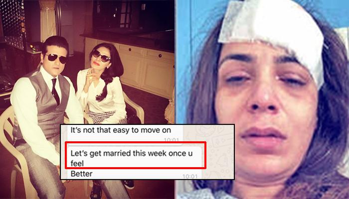 Armaan Kohli Begs To Live-In GF Neeru Randhawa To Marry Him After Beating Her Up Brutally