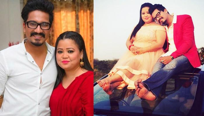 Haarsh Limbachiyaa Trolled For Buying Luxury Car From Bharti Singh's Money, She Gave An Epic Reply!