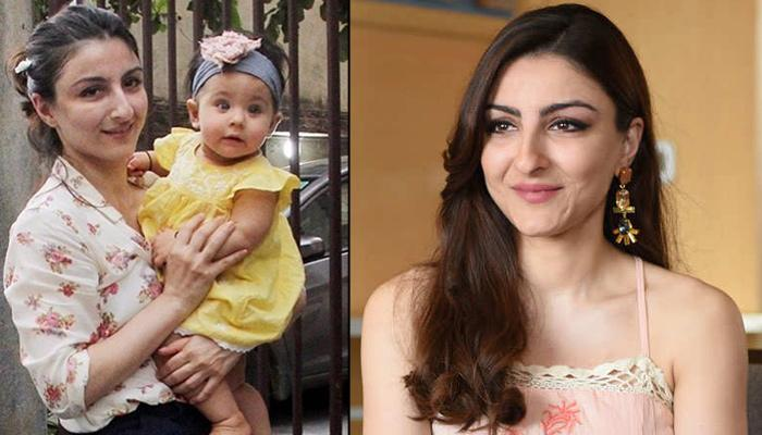 After Conceiving Inaaya, Soha Ali Khan Brought One Change In Her Diet To Stay In Shape And Healthy