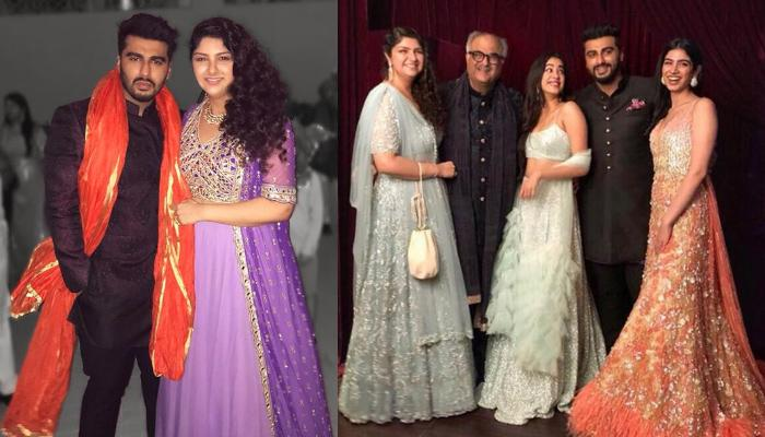 Arjun Kapoor Reveals Why He And Anshula Are There For Boney, Janhvi And Khushi, Post Sridevi's Death