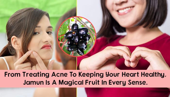 10 Amazing Beauty And Health Benefits Of The Indian Blackberry (Jamun)