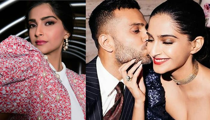 Birthday Girl Sonam Kapoor Feels That She Is Blessed To Have The 'Best Husband In The World'