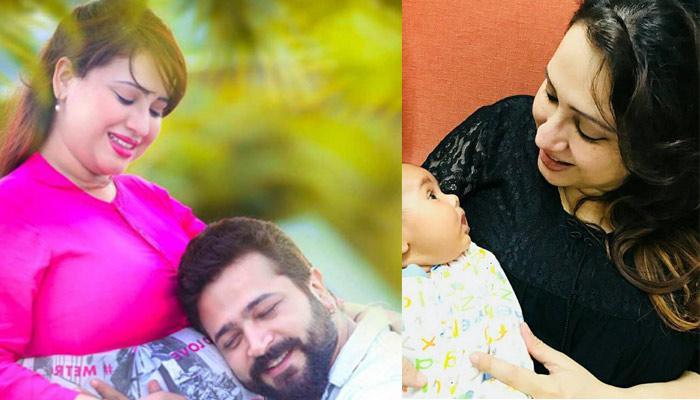 'Yeh Rishta Kya Kehlata Hai' Fame Pooja Joshi Shares Pics Of Her Baby, She Looks Like A Doll