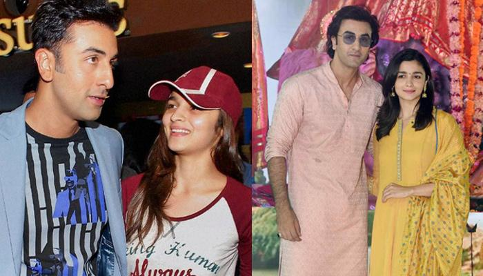 Alia Bhatt And Ranbir Kapoor Went For An Intimate Lunch Date; Another Evidence To Rumoured Link-Up?
