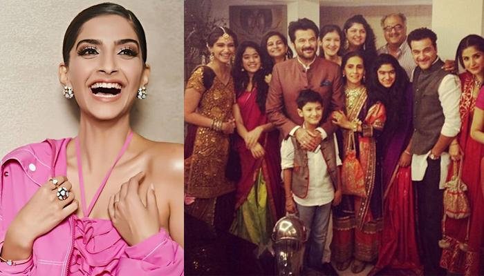 Kapoor Clan Posts Individual Heartfelt Messages For Sonam Kapoor Ahuja On Her 33rd Birthday