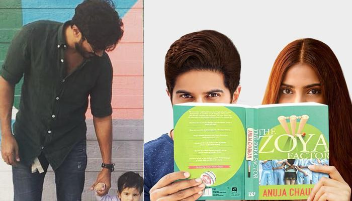 Sonam Kapoor's Co-Star And Famous Actor Dulquer Salmaan Shares 1st Pic Of His Baby Girl