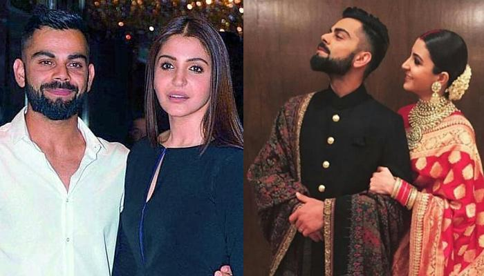 Anushka Sharma And Virat Kohli's Picture With A Puppy Is Sure To Take Away All Your Blues