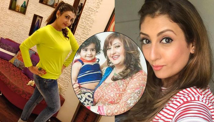 Juhi Parmar Lost 17 Kgs Post-Pregnancy Weight So That She Can Return To Work Again