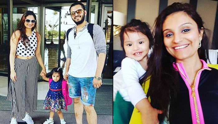 Dimpy Ganguly's Daughter Reanna Will Soon Turn 2, Birthday Celebrations Have Started In Full Swing