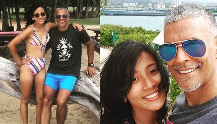 Newly-Weds Milind Soman And Ankita Konwar Share Stunning Pics From Their Hawaii Honeymoon