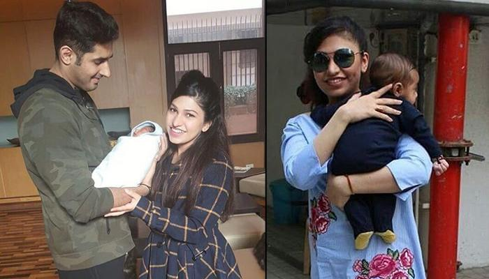 Unseen Pictures Of Singer Tulsi Kumar's Six-Month-Old Son Shivaay Ralhan, He's Got A Royal Nursery