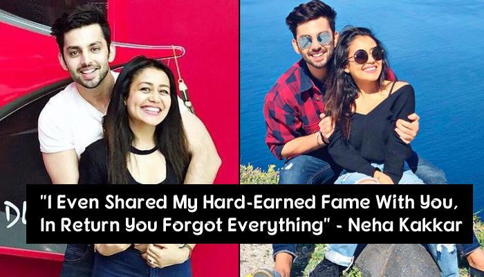 When Neha Kakkar Apologised To Alleged BF Himansh Kohli After A Huge Fight On Social Media