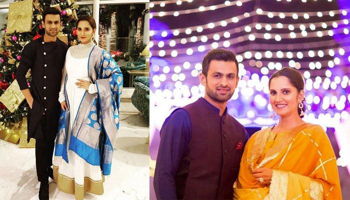 Sania Mirza Wedding Dress