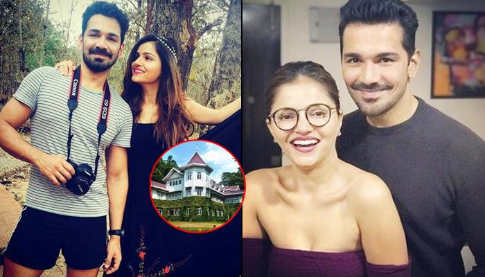 Rubina Dilaik And Abhinav Shukla Will Marry In This Palace, It Has A Connection With Film '3 Idiots'